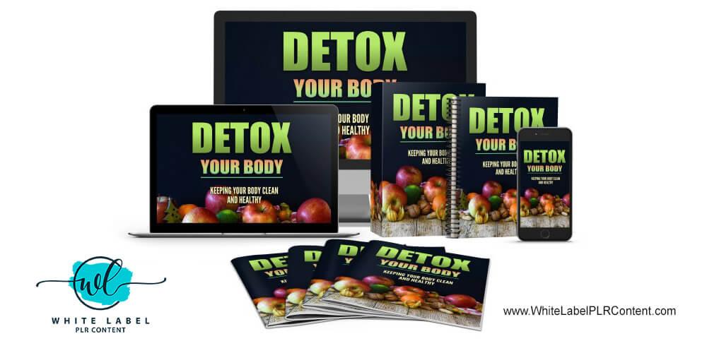 Body Detox PLR Package