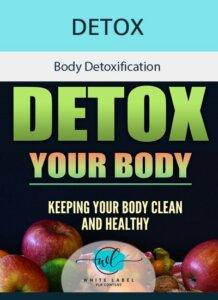 Body Detox PLR - eBook, eCourse Image