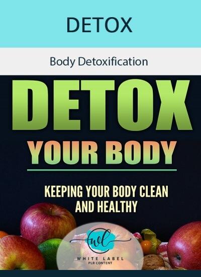 Body Detox PLR