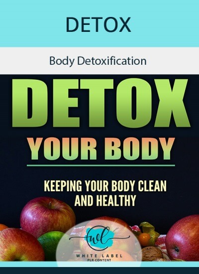 Body Detoxification PLR