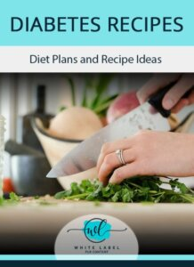 Diabetes Recipes PLR
