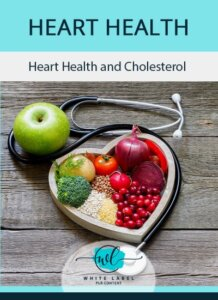 Heart Health PLR eBook Package