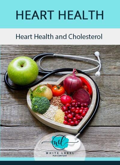 Heart Health PLR eBook Package