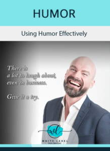Using Humor Effectively PLR Pack